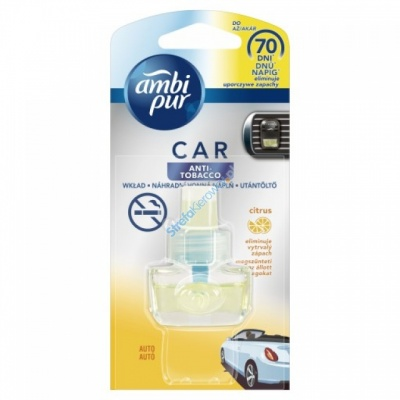 Ambi Pur Car wkład Anti Tobacco