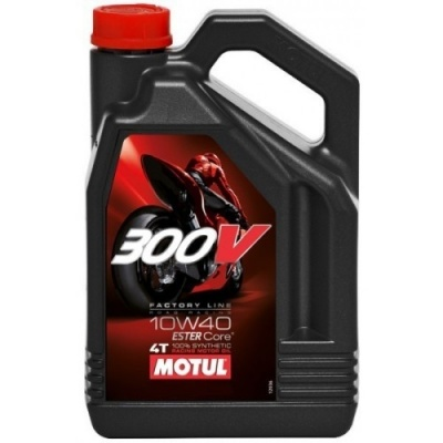 Motul 300V Factory Line Road Racing 4T 10W40 4L