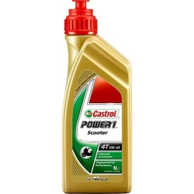 Castrol Power 1 Scooter 4T 5W40 1L