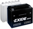 Exide Bike Maintenance Free AGM 12V 3 Ah 50A YTX4L-BS