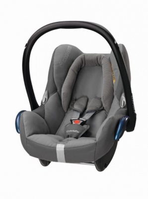 MAXI-COSI Cabrio Fix, kolor Concrete Grey