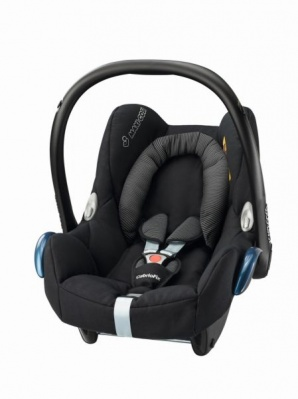 MAXI-COSI Cabrio Fix, kolor Black Raven