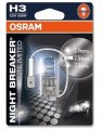 Żarówka Osram Night Breaker Unlimited H3 12V 55W (1 szt.)