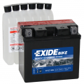 Exide Bike Maintenance Free AGM 12V 6 Ah 100A ETZ7-BS