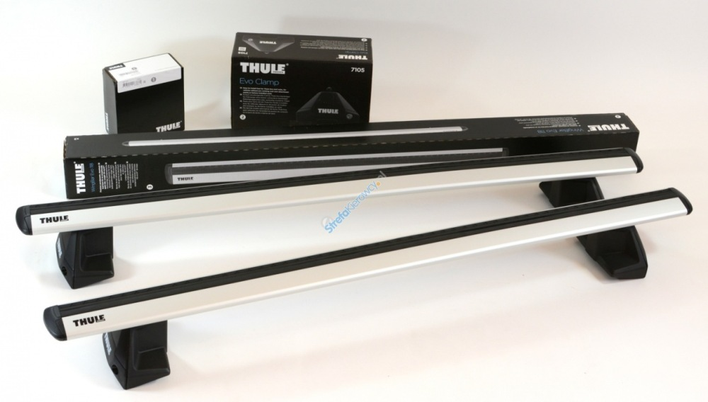 thule 7105 plus wingbar evo