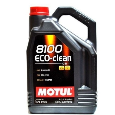 Motul 8100 ECO-CLEAN C2 5W30 5L