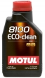 Motul 8100 ECO-CLEAN C2 0W30 1L