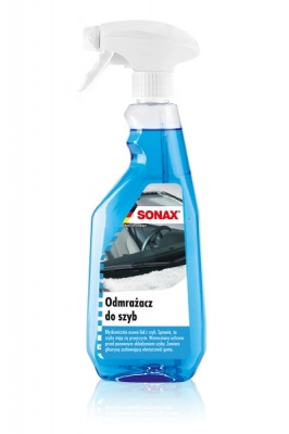 SONAX Odmrażacz do szyb 500 ml atomizer