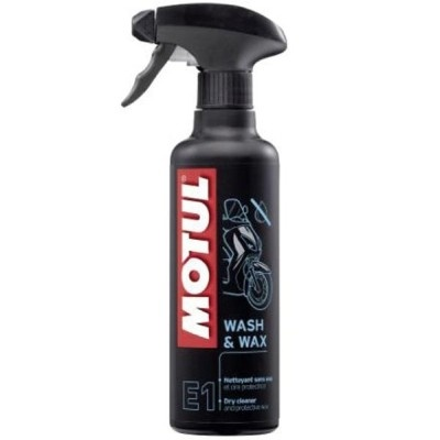 Motul E1 Wash & Wax 400 ml atomizer