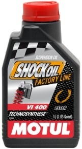 Motul Shock Oil Factory Line 1 L