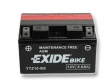 Exide Bike Maintenance Free AGM 12V 10 Ah 160A YT12B-BS