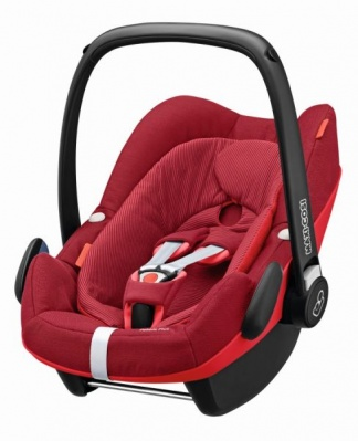 MAXI-COSI Pebble Plus, kolor Robin Red