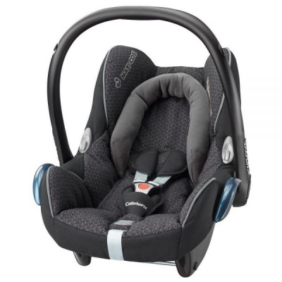 MAXI-COSI Cabrio Fix, kolor Black Crystal