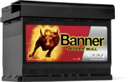 Banner POWER BULL P6009 12V 60 Ah / 540 A