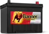 Banner POWER BULL P8009 12V 80 Ah / 640 A
