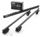 Thule Rapid Railing 775 + 7121 na reling (108 cm, stal)