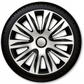 4Racing Nardo Silver Black 14""