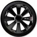 4Racing RS-T Black 14""